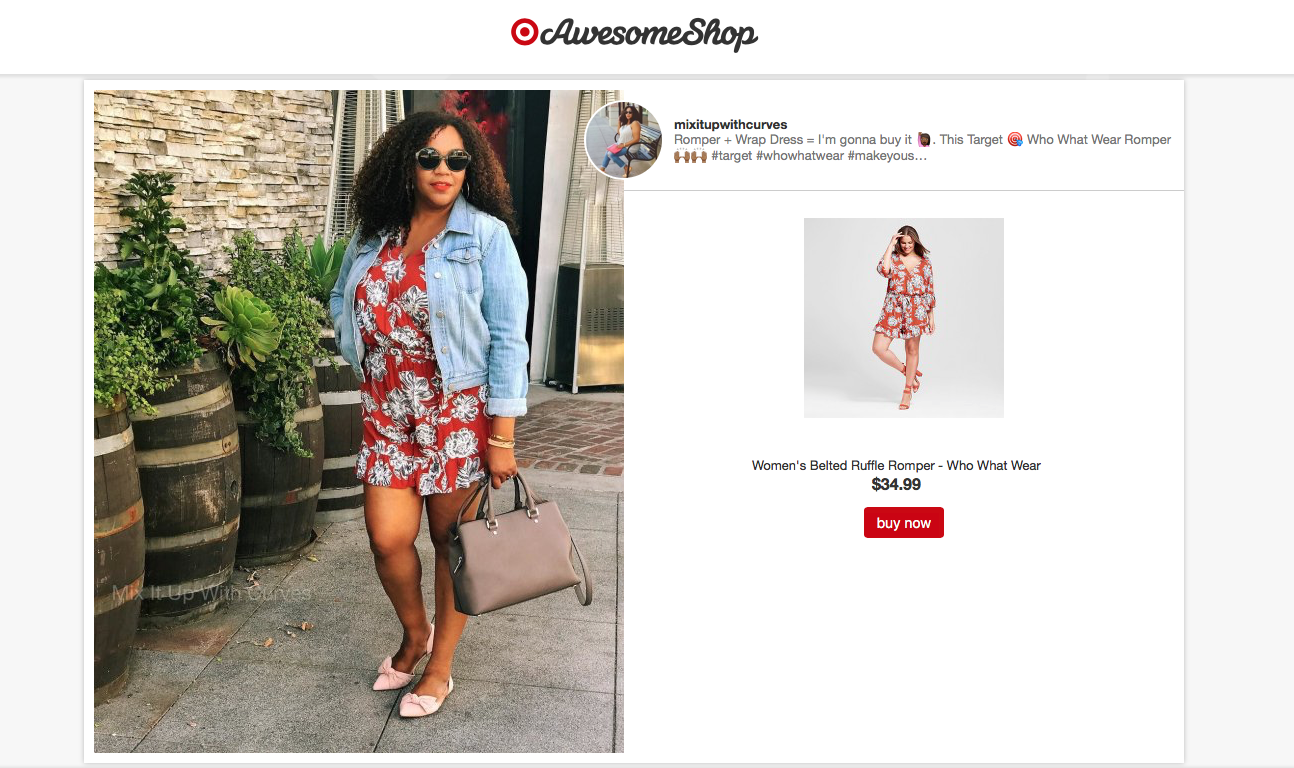 Who What Wear Romper Target Awesome Shop