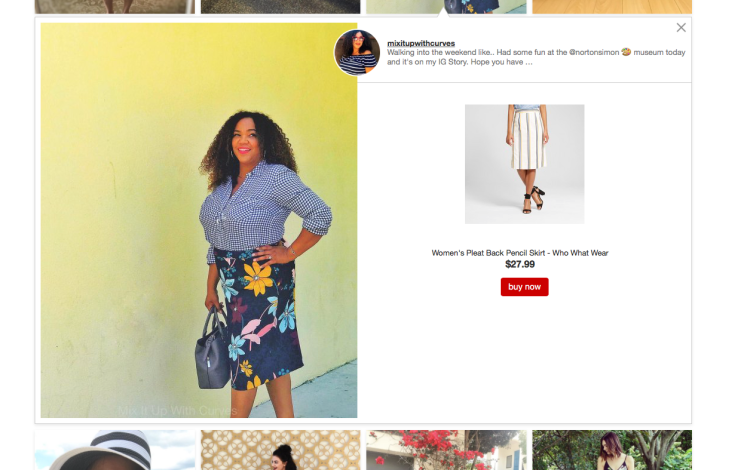 WWW Skirt and Target Top Awesome Shop Post